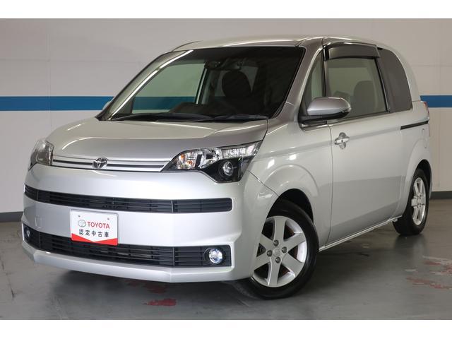 トヨタ G 禁煙車・SDナビ・フルセグTV・DVD再生・Bluetooth・HIDライト・スマートキー