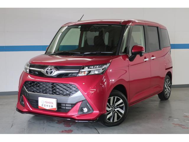 トヨタ タンク カスタムG 当社試乗車 衝突軽減ブレーキ