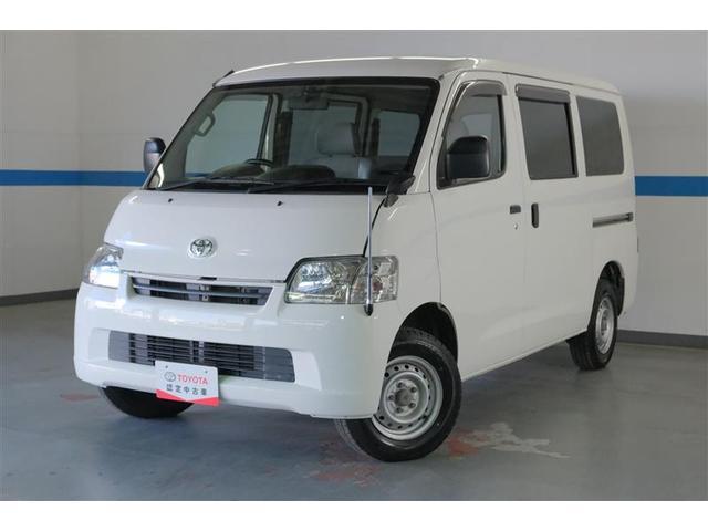 トヨタ DX ワイヤレスキー FMAMラジオ パワーウィンドウ マニュアルエアコン ABS トヨタロングラン保証 まるまるクリン