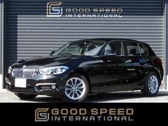 BMW118d スタイル HDD コンフォートA 未使用車