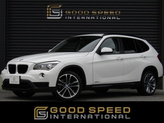 BMW sDrive 20i スポーツ HDDナビ 黒革 18AW