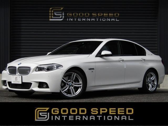 BMW アクティブHV5 Mスポーツ SR 黒革 アクティブクルーズ