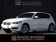 BMW118d スタイル 1オーナー 純正HDDナビ バックカメラ
