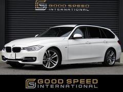 BMW320iツーリング スポーツ インテリセイフ OP18AW