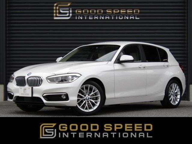 BMW 118i ファッショニスタ 白革 パーキングサポート 地デジ