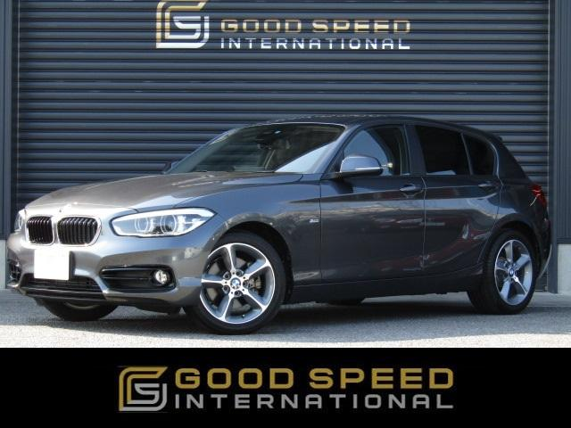 BMW 118i スポーツ パーキングサポートPKG 純正HDDナビ