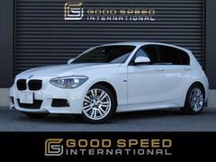 BMW116i Mスポーツ 純正HDDナビ バックモニター AUX