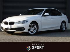 BMW320d スポーツ LCI 純正ナビ LEDヘッド ACC