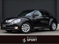 VW ザ・ビートルデザイン ワンオーナー車 SDナビ 地デジTV バックカメラ