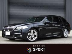 BMW523iツーリング Mスポーツパッケージ 純正HDDナビTV