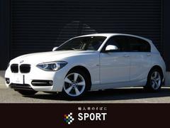 BMW116i スポーツ 純正HDDナビ キーレス HID フォグ