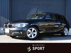BMW116i スポーツ HDDナビ Bカメラ HID ETC