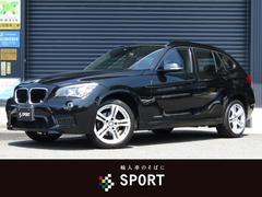 BMW X1xDrive 28i Mスポーツ 純正HDDナビ ETC