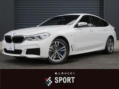 BMW630i グランツーリスモ Mスポーツ 純正ナビTV Bカメ