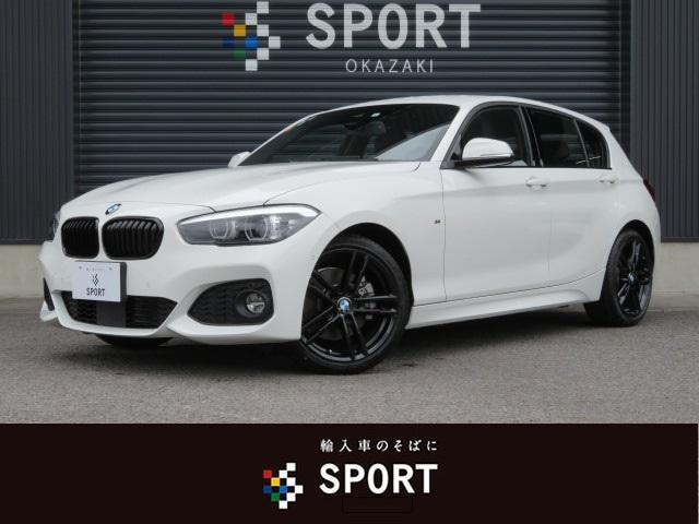BMW 118d Mスポーツ エディションシャドー 純正ナビ ACC