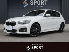 BMW118d Mスポーツ エディションシャドー 純正ナビ ACC