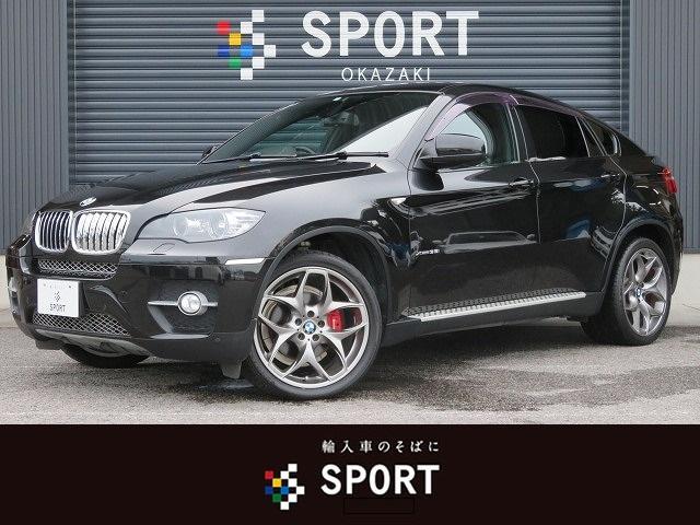 BMW xDrive 35i サンルーフ 純正ナビ 黒革 21AW