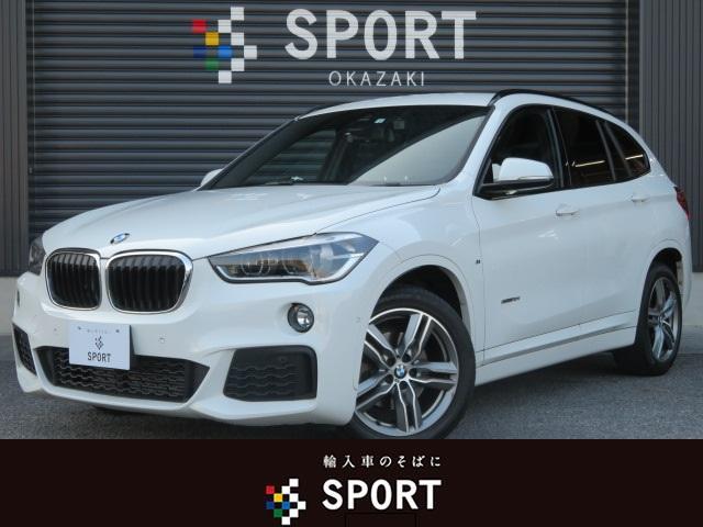 BMW sDrive 18i Mスポーツ 純正ナビ インテリセーフ