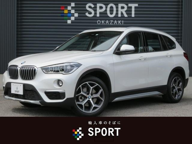 BMW xDrive 18d xライン アクティブクルーズ 純正ナビ