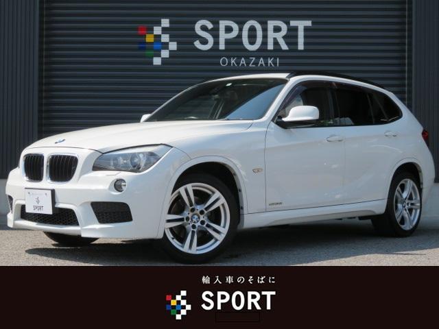 BMW sDrive 18i Mスポーツパッケージ HDDナビTV