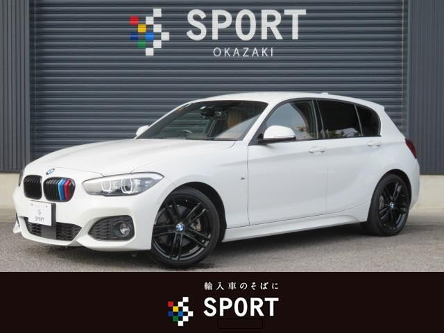 BMW 118i Mスポーツ エディションシャドー 1オーナ ACC