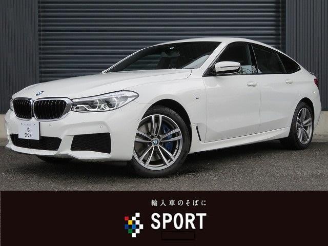 BMW 630i グランツーリスモ Mスポーツ 純正ナビTV Bカメ