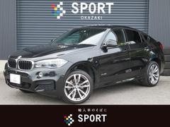 BMW X6xDrive 35i Mスポーツ ACC ナビ 茶革 4WD