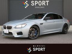 BMW M6グランクーペ アダプティブMサス 純正ナビ インテリセーフ
