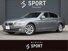 BMW523i 純正HDDナビTV Bカメラ コンフォーアクセス