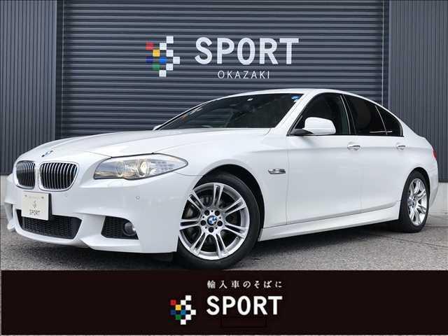 BMW 523d Mスポーツ 純正HDDTV カメラ コーナーシート クルーズコントロール コーナースタート 電動ステアリング スマートキー アイドリングストップ キセノンヘッドライト mスポーツ