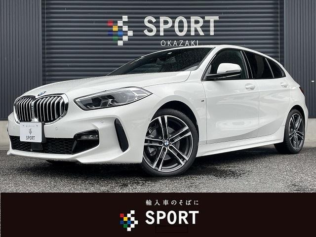 BMW 118i Mスポーツ 純正ナビ バックカメラ アダクティブコントロール ETC コンフォートアクセス シートメモリ  LEDヘッドライト 電動トランク シートメモリー パワーシート ハーフレザーシート ブラインドスポット
