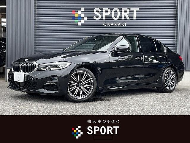BMW 320d xDrive M Sport 4WD 純正ナビ アダプティブクルーズコントロール レーンチェンジウォーニング シートヒーター ハーフレザーシート パドルシフト メモリ付きパワーシート LEDヘッドライト 純正18インチ ETC