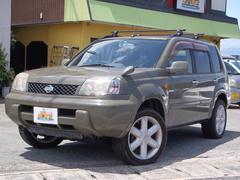 エクストレイルXtt 4WD キセノン ナビ・DVD再生 ETC