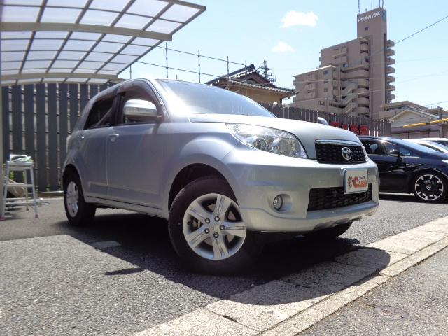 トヨタ G 4WD フルセグナビTV HID キーレス