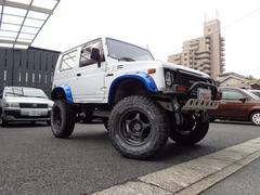 ジムニーHA 4WD リフトアップ 社外アルミ