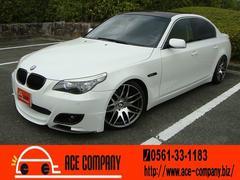 BMW525i MスポーツPG ENERGYコンプリート車 色替車
