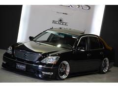 レクサス LS430326パワー車高調 メーガンアーム 新品WORK19インチ