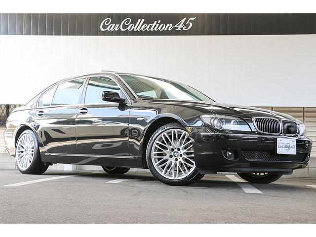 BMW 750Li コンフォートPKG 20inAW ユーザー様買取
