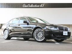BMW750Li コンフォートPKG オプション20inAW