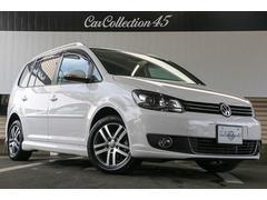 VW ゴルフトゥーランTSI ハイライン サイド/リアスポイラー パドルシフト