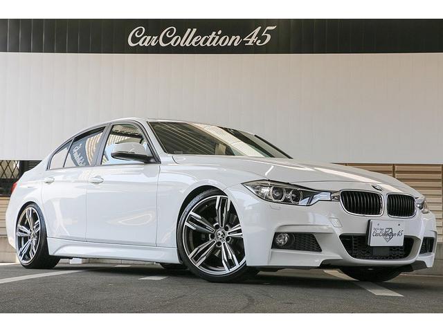 BMW 320d Mスポーツフルエアロ ローダウン 19inAW