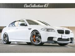 BMWM5 イノテック可変バルブ付マフラー カーボンFスポイラー
