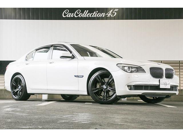 BMW アクティブハイブリッド7 パール色 左H 20インチAW