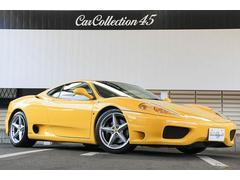 フェラーリ 360モデナF1 正規D車 クライスジーク可変付きマフラー