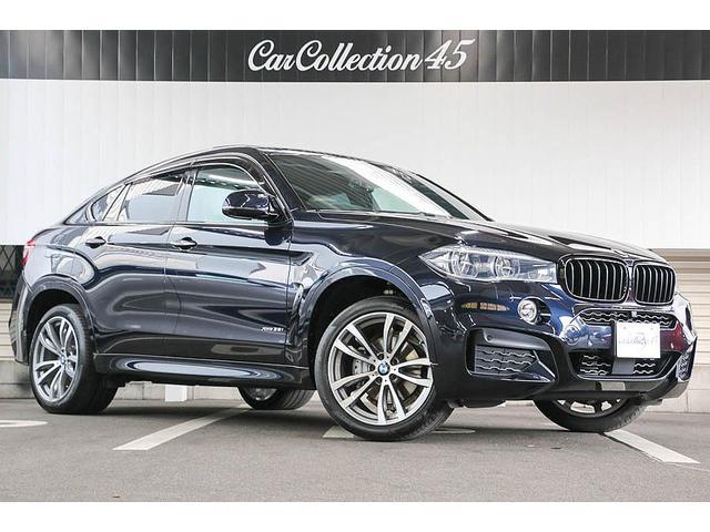 BMW xDrive 35i Mスポーツ インテリジェントセーフティ