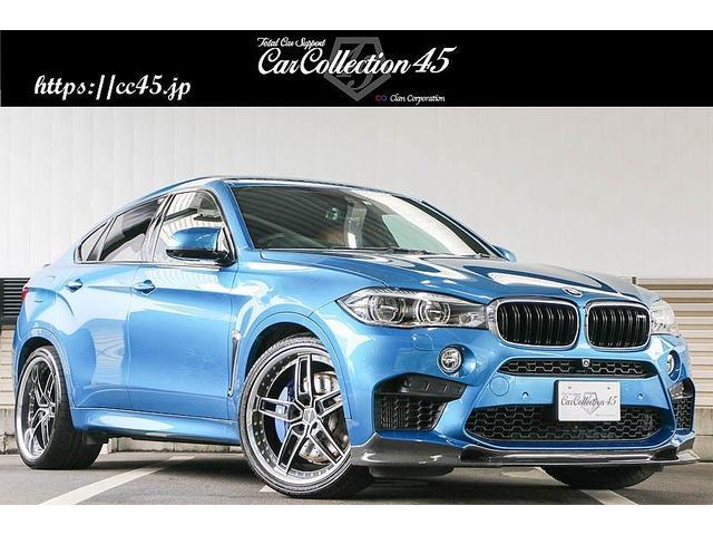 BMW ベースグレード 正規ディーラー車 右ハンドル 3Dデザイン前後カーボンスポイラー ACシュニッツァー22AW LEDヘッド/フォグランプ サンルーフ インテリジェントセーフティー 全方位カメラ ブラウンレザーシート