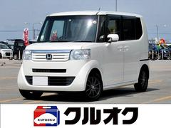 N BOX+G・L−PKG フルセグ付HDDナビ 新品タイヤ 電動ドア