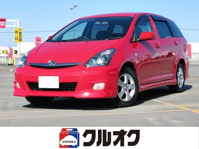 トヨタ Xエアロスポーツパッケージ 禁煙車 ナビ HIDヘッドライト