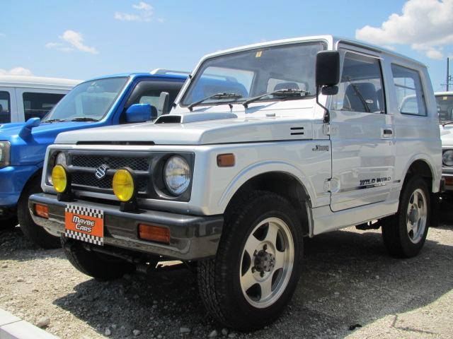 スズキ ワイルドウインドリミテッド 4WD