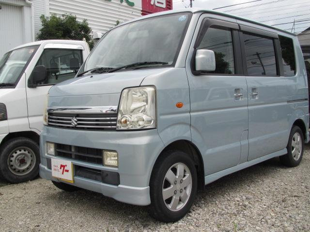 スズキ ターボ 電動スライド ナビ ETC 4WD